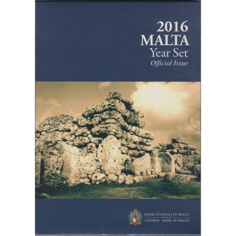 2016. Cartera euros Malta