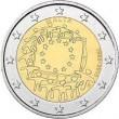 "2015. 2 Euros Malta ""Bandera"""