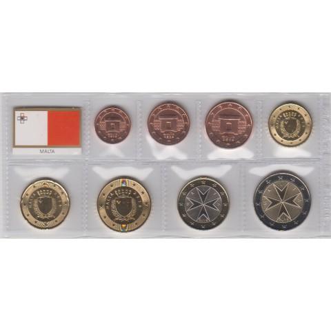 2016. Tira euros Malta