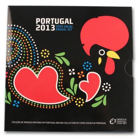 2013. Cartera euros Portugal