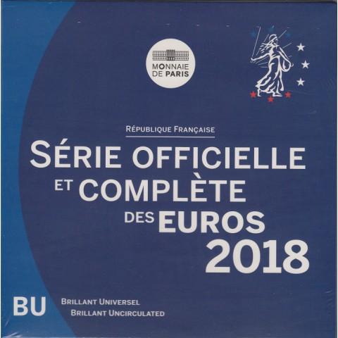 2018. Cartera euros Francia