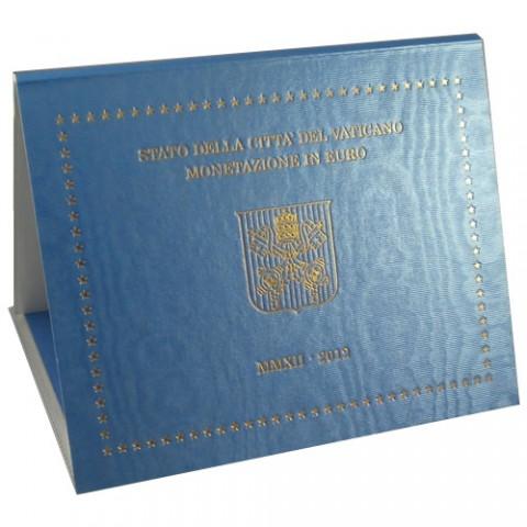 2012. Cartera euros Vaticano