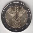 "2018. 2 Euros Estonia ""Países Bálticos"""