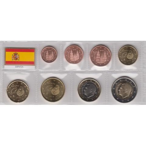 2018. Tira euros España