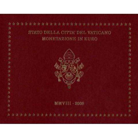 2008. Cartera euros Vaticano