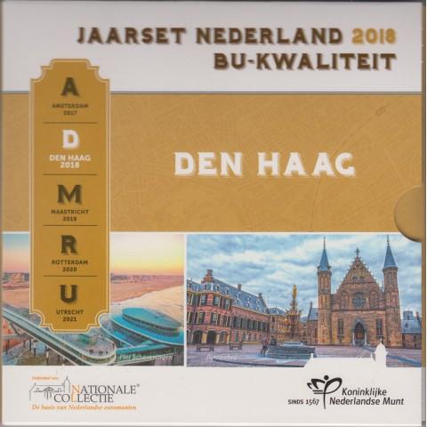 2018. Cartera euros Holanda