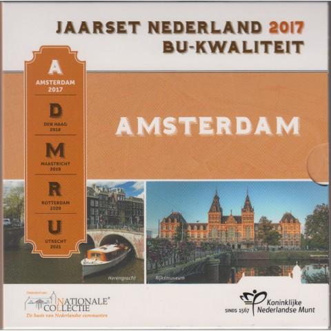 2017. Cartera euro Holanda