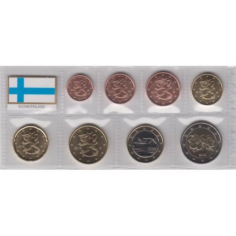 2018. Tira euros Finlandia