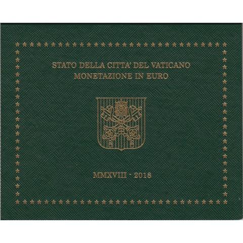 2018. Cartera euros Vaticano
