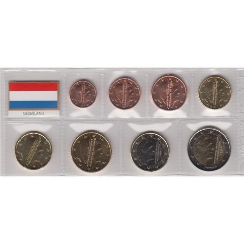 2018. Tira euros Holanda