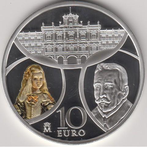 2018. Barroco y Rococó. 10 euros