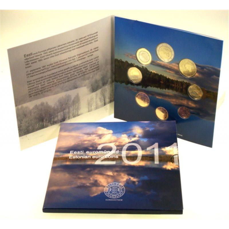 2011. Cartera euros Estonia