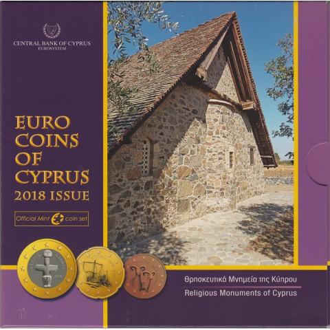 2018. Cartera euros Chipre