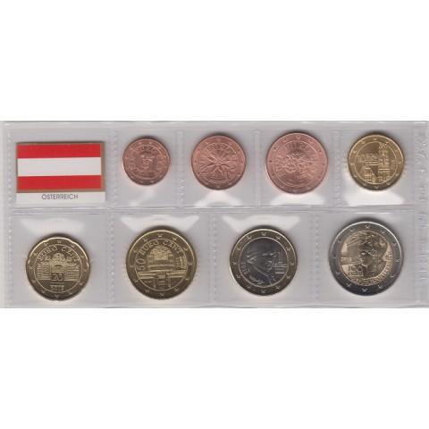 2018. Tira euros Austria