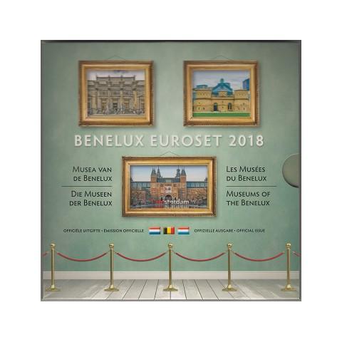 2018. Cartera euros Benelux