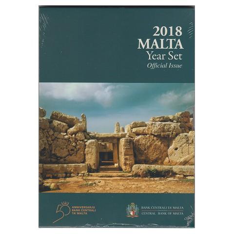2018. Cartera euros Malta