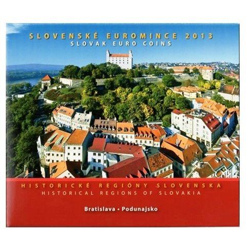 2013. Cartera euros Eslovaquia