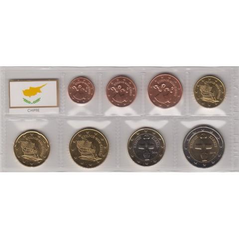 2014. Tira euros Chipre