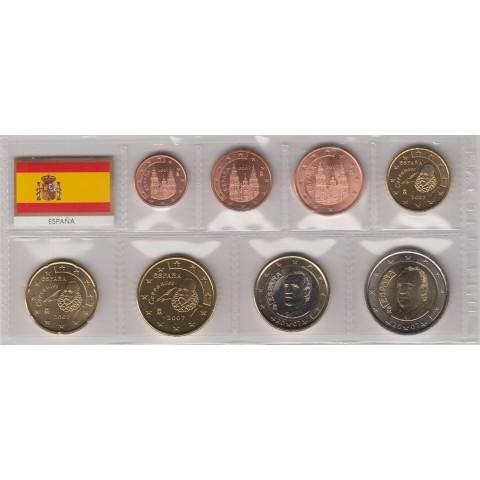 2007. Tira euros España