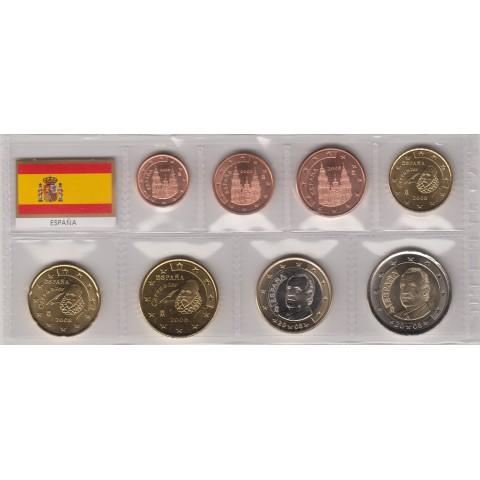 2008. Tira euros España