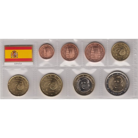 2009. Tira euros España
