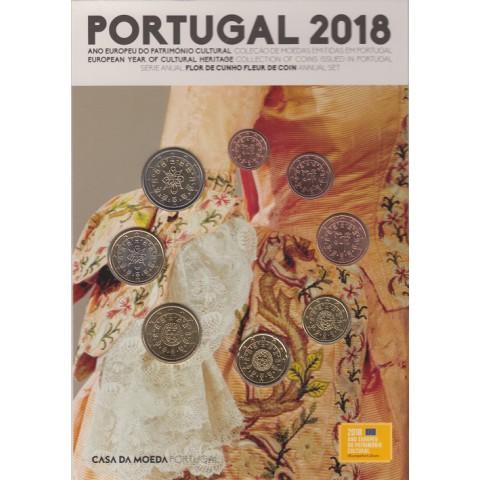 2018. Tira euros Portugal