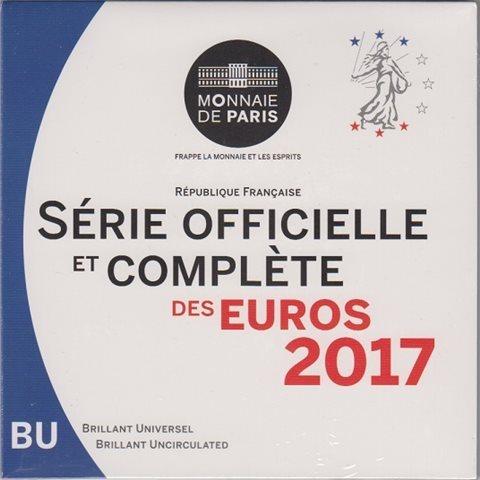2017. Cartera euros Francia