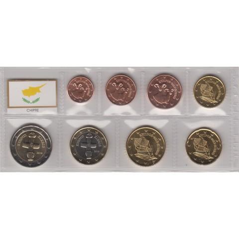 2018. Tira euros Chipre