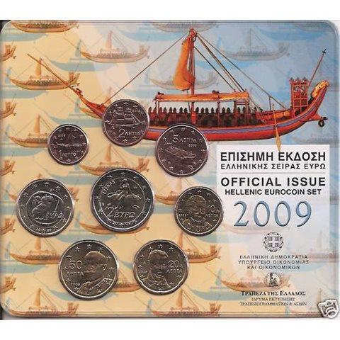 2009. Cartera euros Grecia Rapto