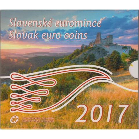 2017. Cartera euros Eslovaquia