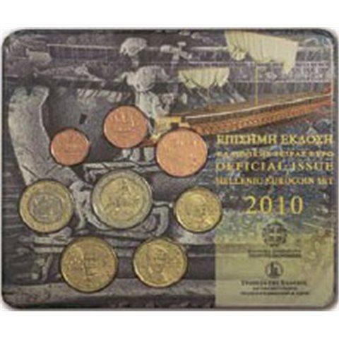 2010. Cartera euros Grecia Rapto