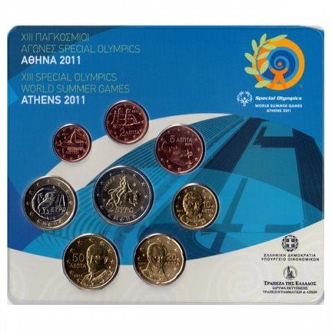 2011. Cartera euros Grecia Rapto