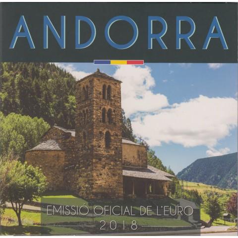 2018. Cartera euros Andorra