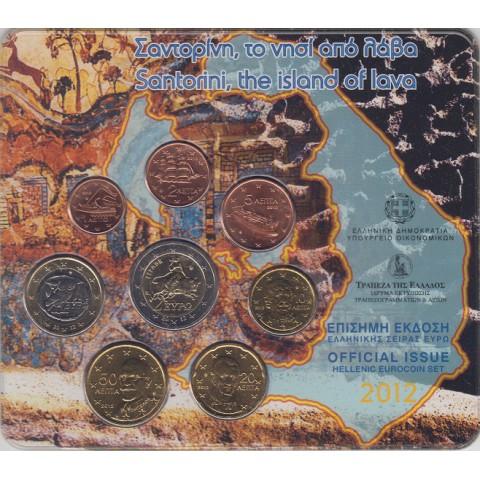 2012. Cartera euros Grecia Rapto