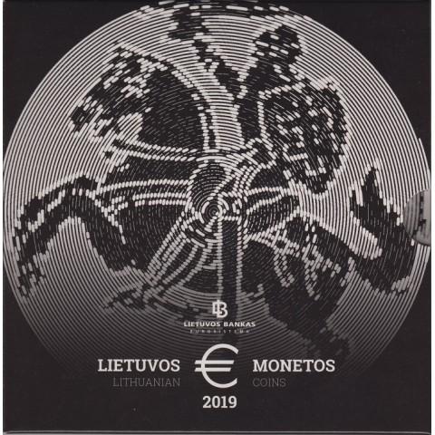 2019. Cartera euros Lituania