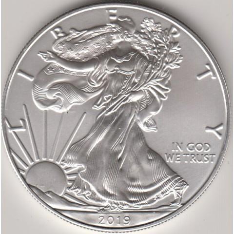 2019. Onza EEUU. Eagle