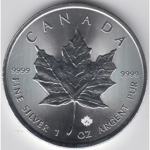 2019. Onza Canada. Maple Leaf