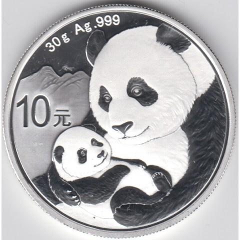 2019. Onza China. Panda