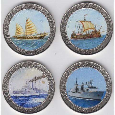 2019. Historia de la navegación. 2ª Serie