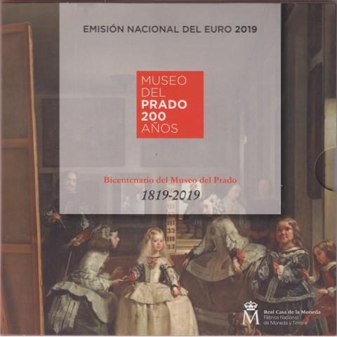2019. Cartera euros España