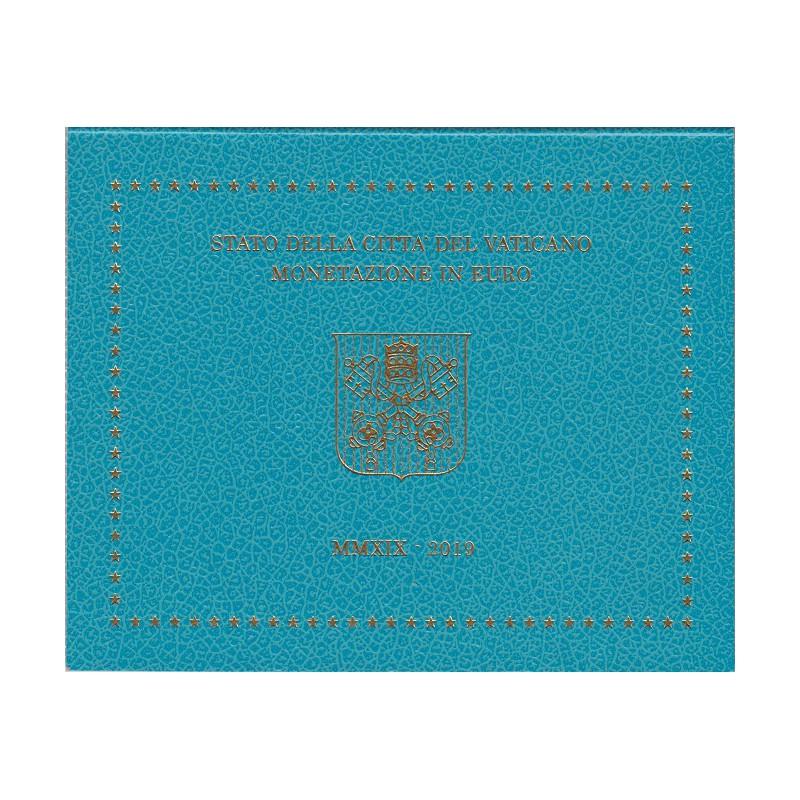2019. Cartera euros Vaticano