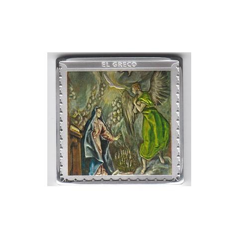"""2019. Bicentenario Museo Prado. 10 euros """"El Greco"""""""