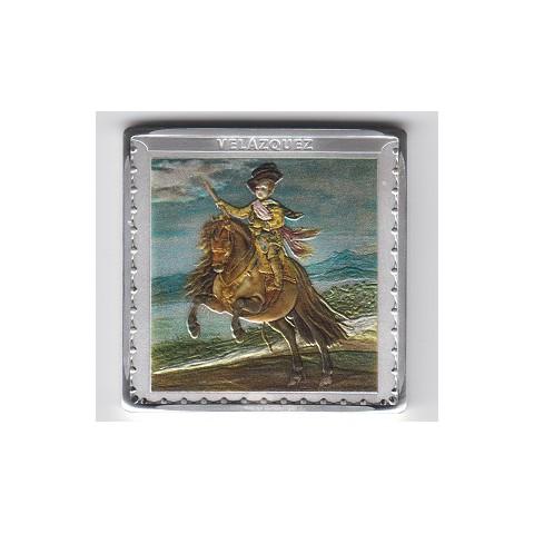 """2019. Bicentenario Museo Prado. 10 euros """"Velázquez"""""""