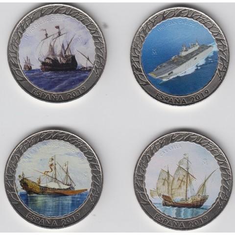 2019. Historia de la navegación. 3ª Serie