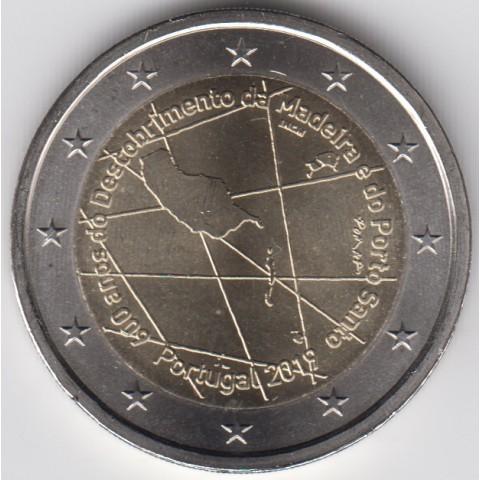 """2019. 2 Euros Portugal """"Madeira"""""""