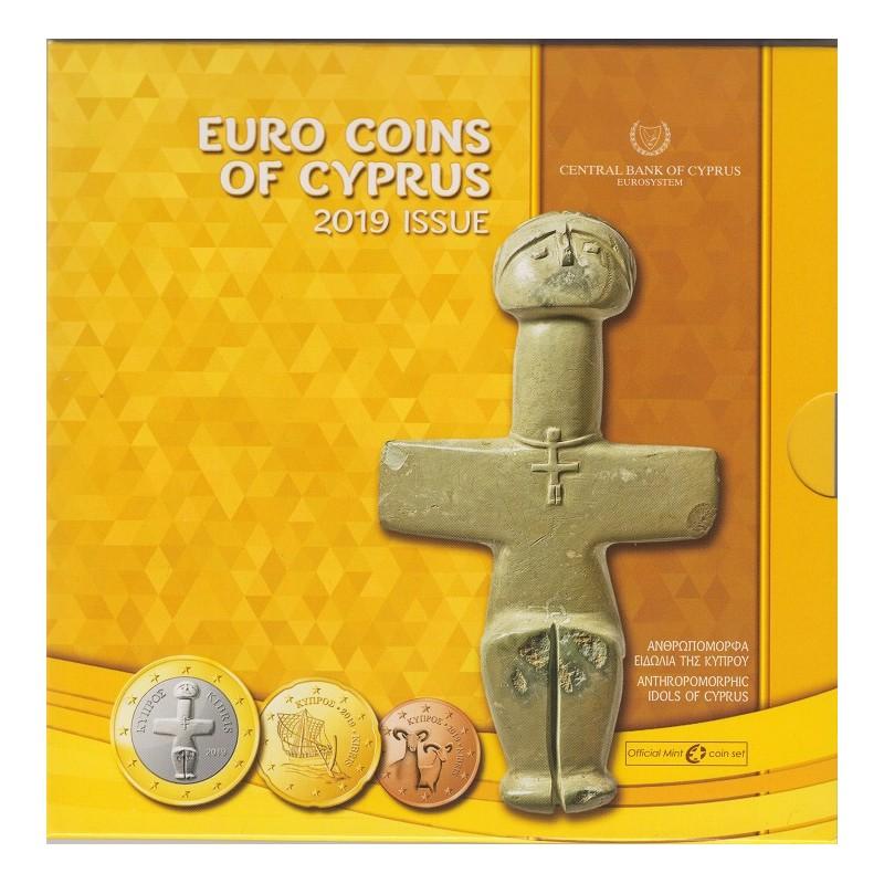 2019. Cartera euros Chipre