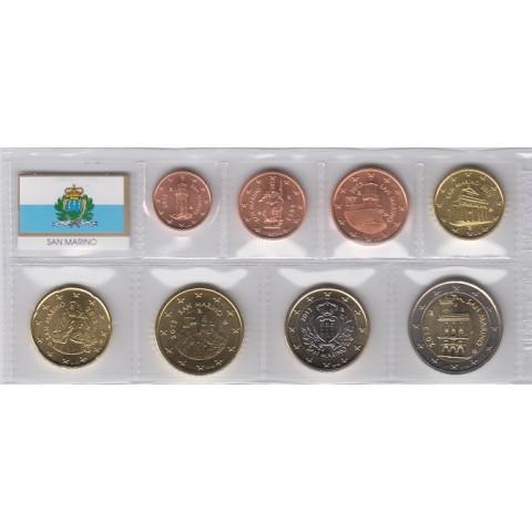 2013. Tira euros San Marino