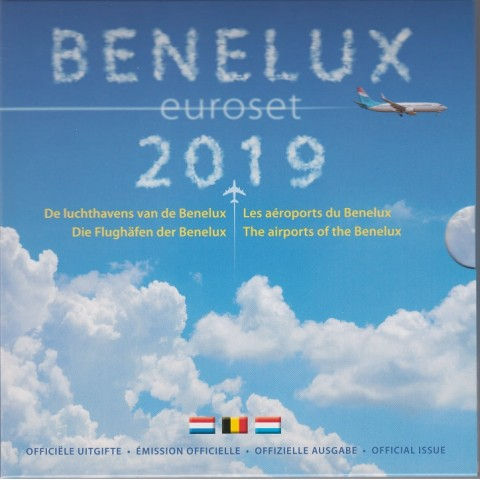 2019. Cartera euros Benelux