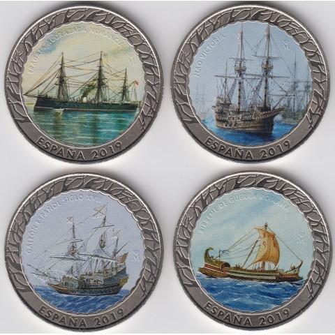 2019. Historia de la navegación. 4ª Serie