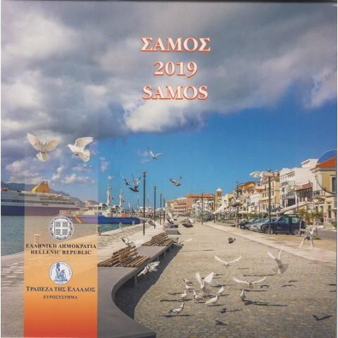 2019. Cartera euros Grecia